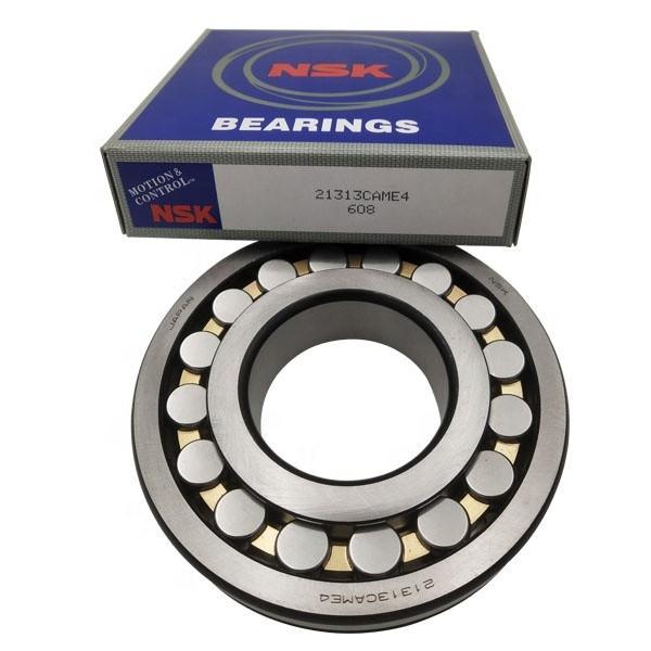 160 mm x 290 mm x 80 mm  NSK 22232CDE4 Spherical Roller Bearing #1 image