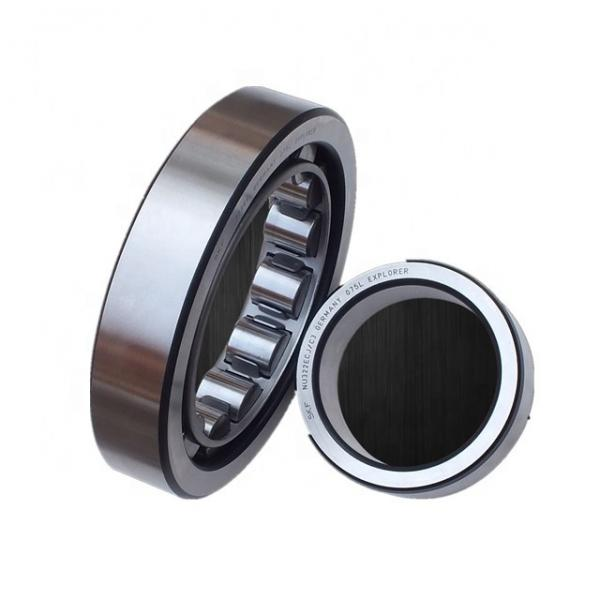 220 mm x 460 mm x 145 mm  NSK 22344CAE4 Spherical Roller Bearing #1 image